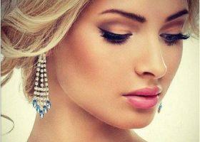 Make-up de Valentine's Day