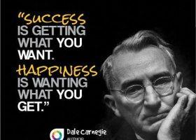 Cateva citate ale scriitorului Dale Carnegie
