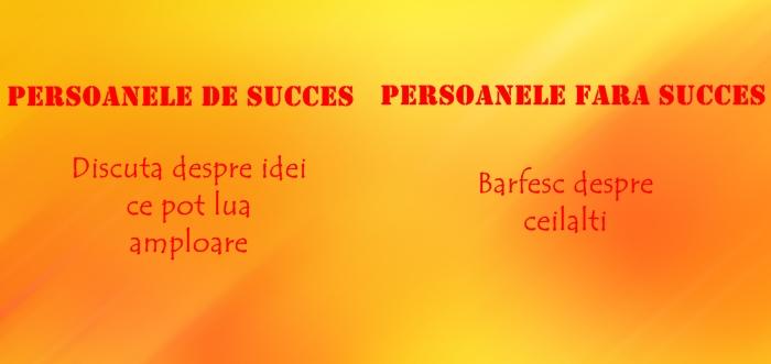Despre succes