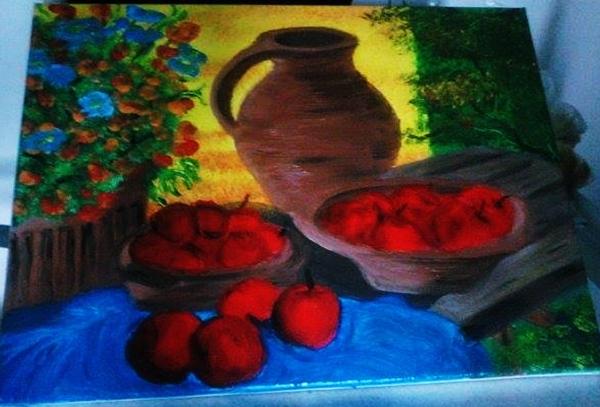 pictura vaza
