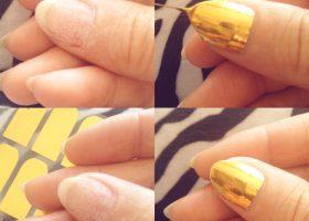 Manichiura Gold