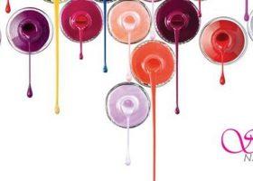 Cateva unghiute colorate