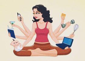 22 de modalitati pentru a putea indeplini sarcinile utile de peste zi