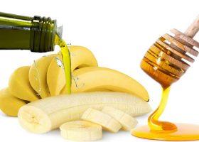 Stiati cat de eficiente sunt mastile de par cu banane?