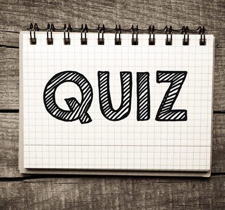 Raspunsurile pentru Quizz