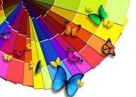 Armonia culorilor pentru arta manichiurii