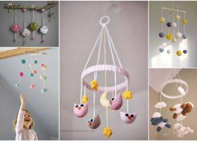 Inveseleste camera copilului tau cu aceste frumoase decoratiuni