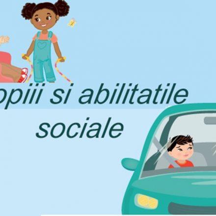 Abilitati sociale pe care orice copil trebuie sa le cunoasca
