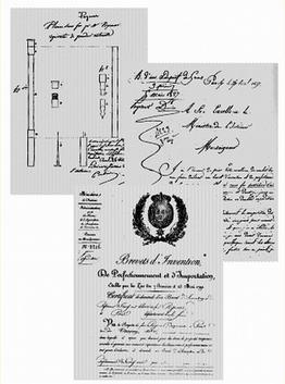 petrache poenaru brevet