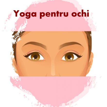 Yoga pentru ochi. Relaxează-ți ochii făcând aceste exerciții ușoare