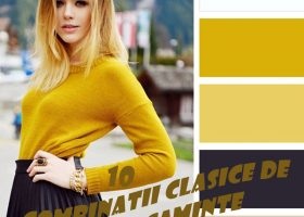 Zece combinatii clasice de imbracaminte pentru a obtine imaginea perfecta!