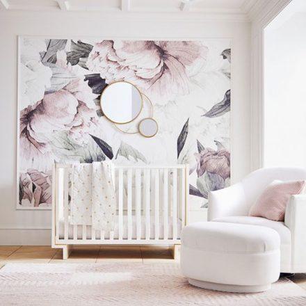 Camera bebelusului, idei geniale