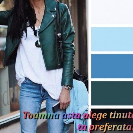 20 de combinatii uimitoare in culori calde. Garderoba ta in aceasta toamna trebuie sa tina cont de aceste culori.