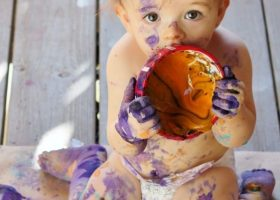 Încurajăm copiii sa devina creativi