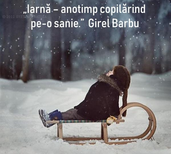 Citate de iarna