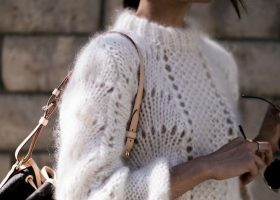 10 modele de pulovere in nuante monocromatice