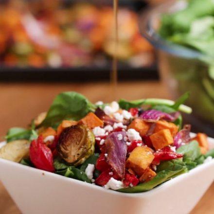 Salate savuroase de iarna