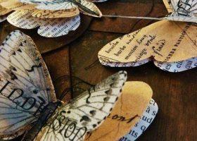 Decoreaza-ti casa cu cei mai frumosi fluturi handmade