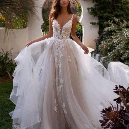 10 tendințe de rochii de nuntă pentru mirese în 2019