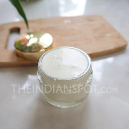 Crema naturala pentru fata din Avocado