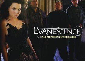 Evanescence – Call me when you're sober – Versuri