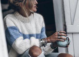 Tendinte in moda. Pulovere tricotate originale si elegante pe care sa le poti iarna aceasta!