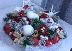 Ornamente pentru Craciun Handmade