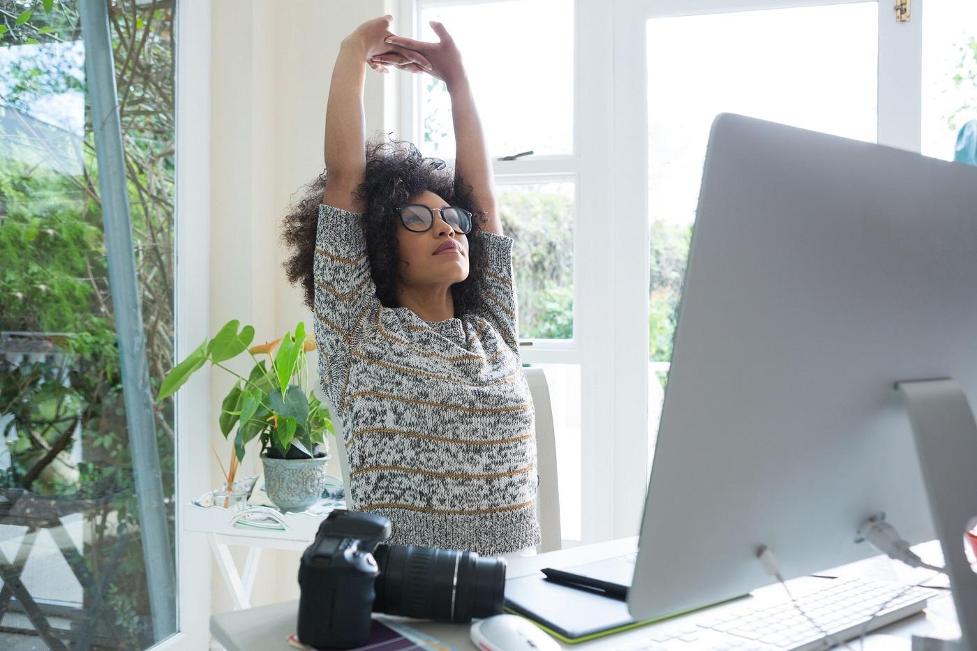Coronavirus: Practicarea starii de bine in timp ce stai acasa