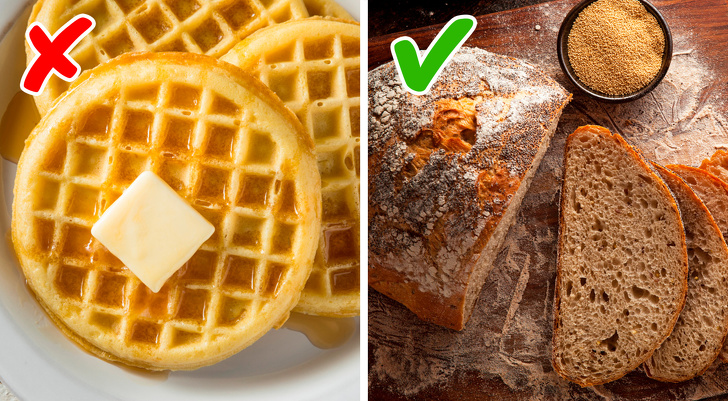 Alimente bune pentru micul dejun sanatos