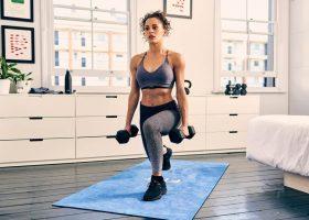 10 exerciții fără prea multă mișcare pentru pentru cei leneși!