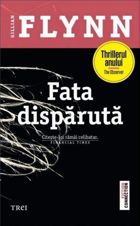 FATA DISPARURA - DE GILLIAN FLYNN