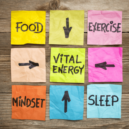 Cum să câștigi mai multă energie???