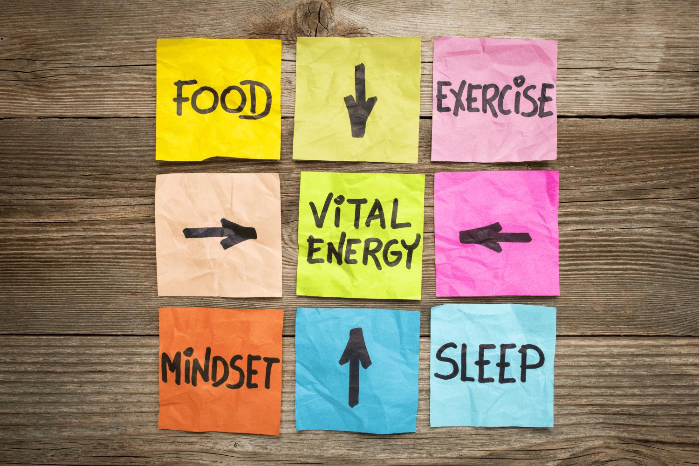 Cum să câștigi mai multă energie