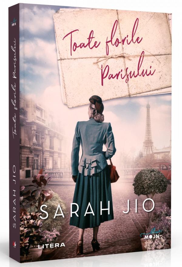 TOATE FLORILE PARISULUI - DE SARAH JIO