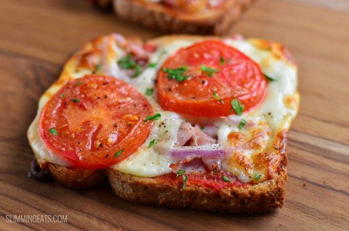 FREE PIZZA TOASTS - o gustare delicioasa!