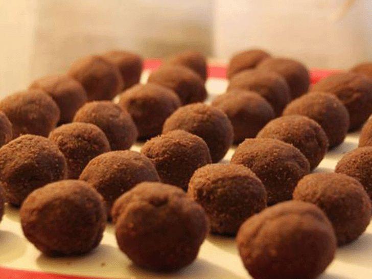 Cartofi din ciocolata