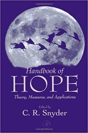 2. Manual de speranță teorie măsuri și aplicații - Prof. CR Snyder