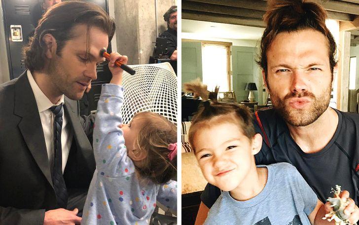 """9 Tătici celebri care intră în """"mintea copiilor"""" lor"""
