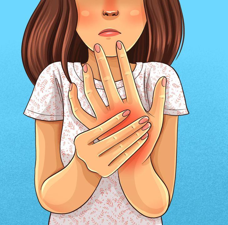 De ce simțim uneori furnicături și ce trebuie să facem pentru a le opri