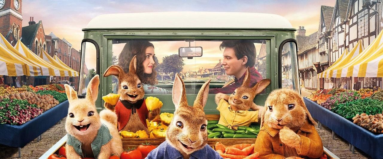 Peter Rabbit: The Runaway (2021)