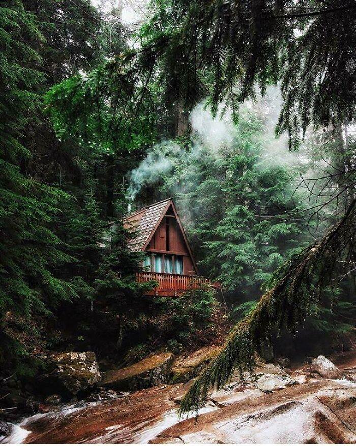 Cabana la munte 19