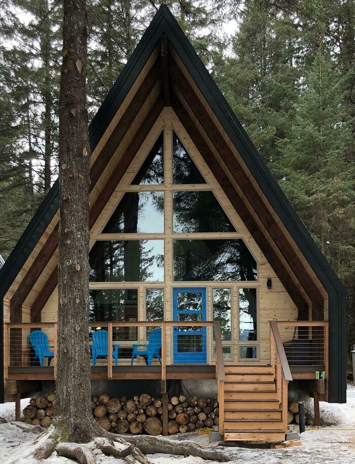 Cabana la munte 22