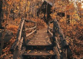 50 dintre cele mai frumoase cabane din lume!