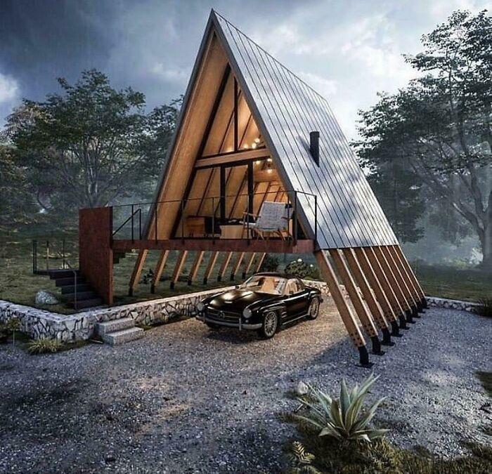 Cabana la munte 34