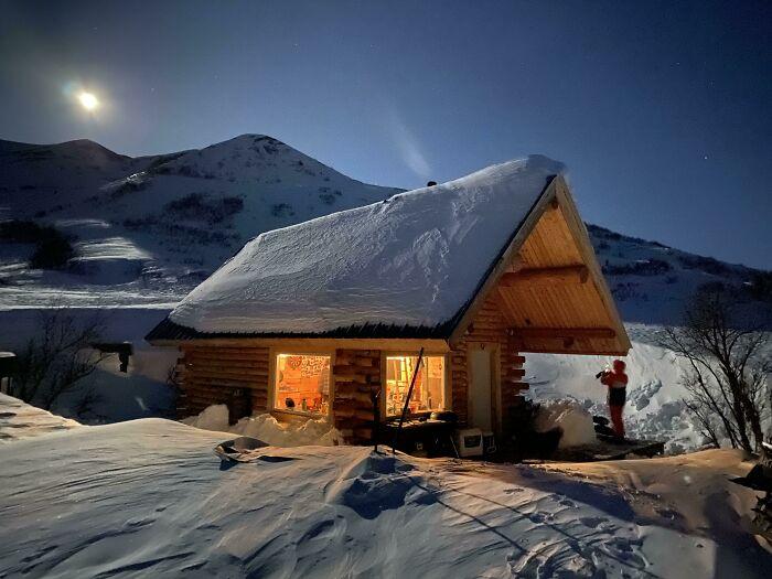 Cabana la munte 39