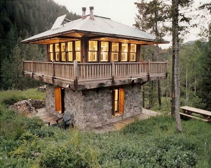 Cabana la munte 47