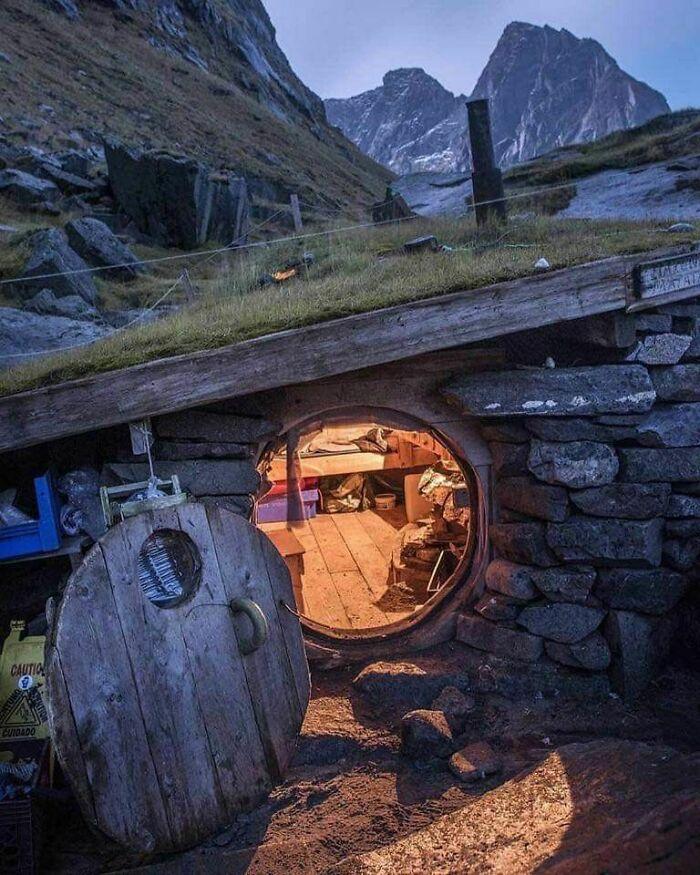 Cabana la munte 8